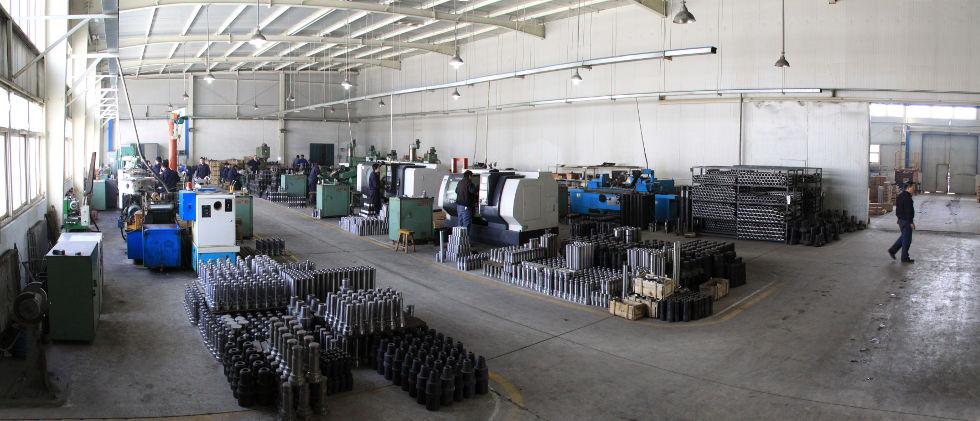 MIROC Factory Floor Picture